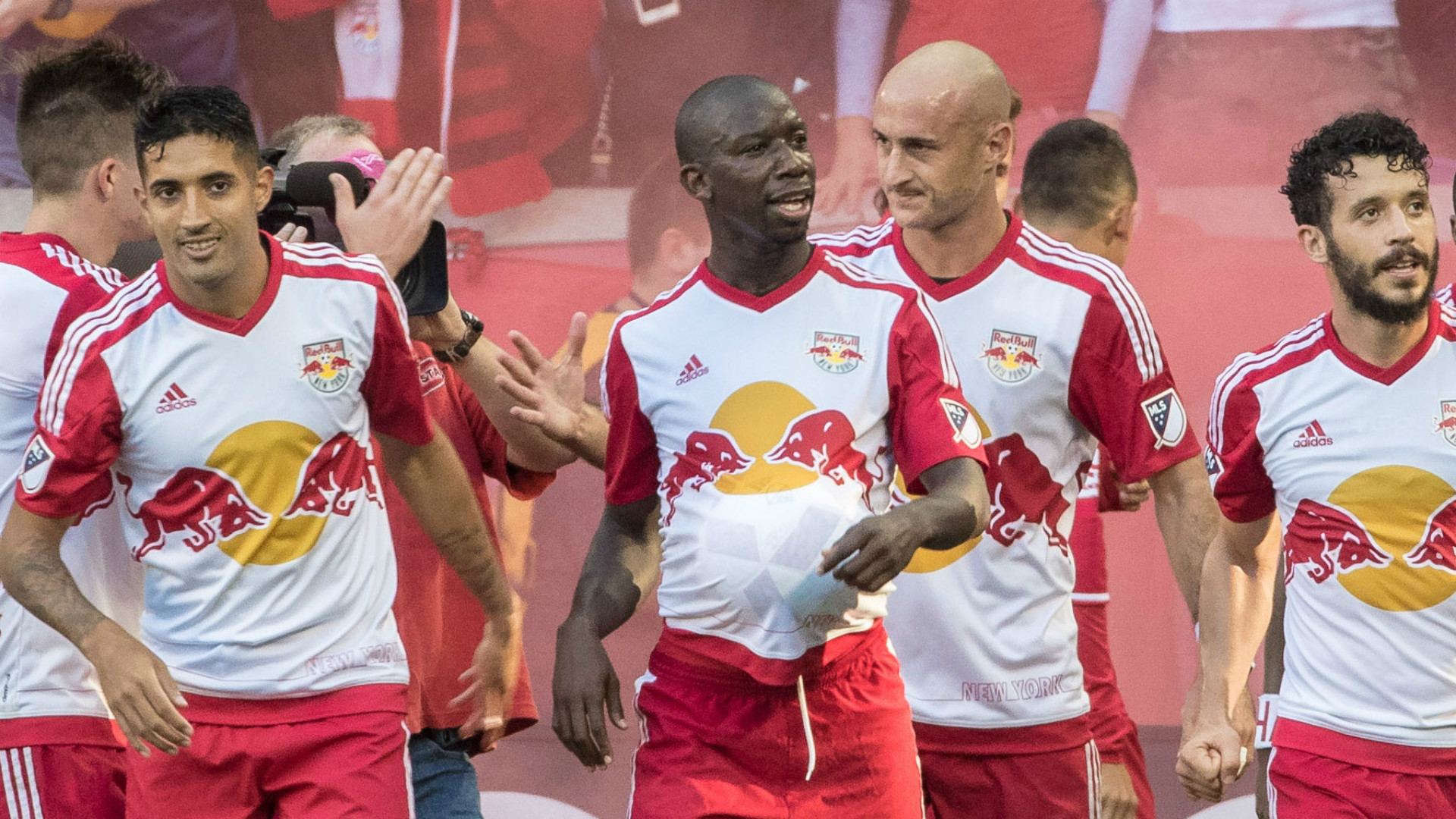 Red Bulls Team MLS 10162016