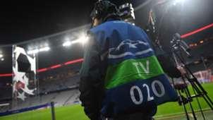 Champions League Kamera Camera