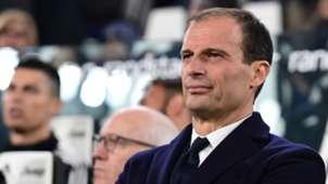 Massimiliano Allegri Juventus Udinese Serie A