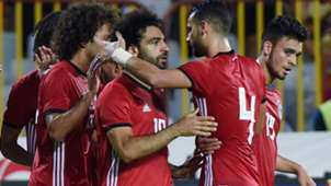 Mohamed Salah Ägypten 2018