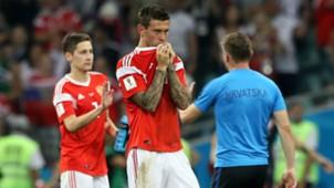 Fedor Smolov Russia World Cup 2018