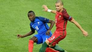 Pepe Blaise Matuidi Portugal France UEFA Euro 10072016
