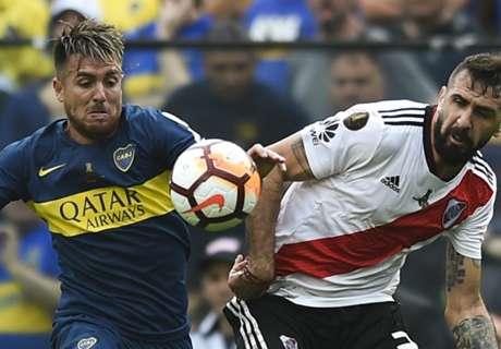LIVE: River Plate vs Boca Juniors