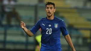 Lorenzo Pellegrini Italy San Marino Friendlies