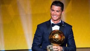 Cristiano Ronaldo Ballon d'Or