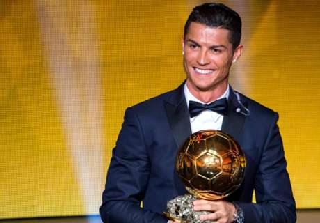 Ronaldo and Messi to vote on new Ballon d'Or award