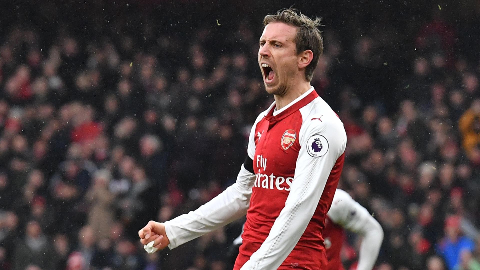 Xhaka schiesst Arsenal in den Ligacupfinal