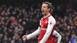Nacho Monreal - Arsenal