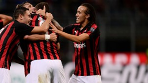 Laxalt Milan celebrating