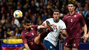 Matias Suarez Argentina Venezuela 22032019
