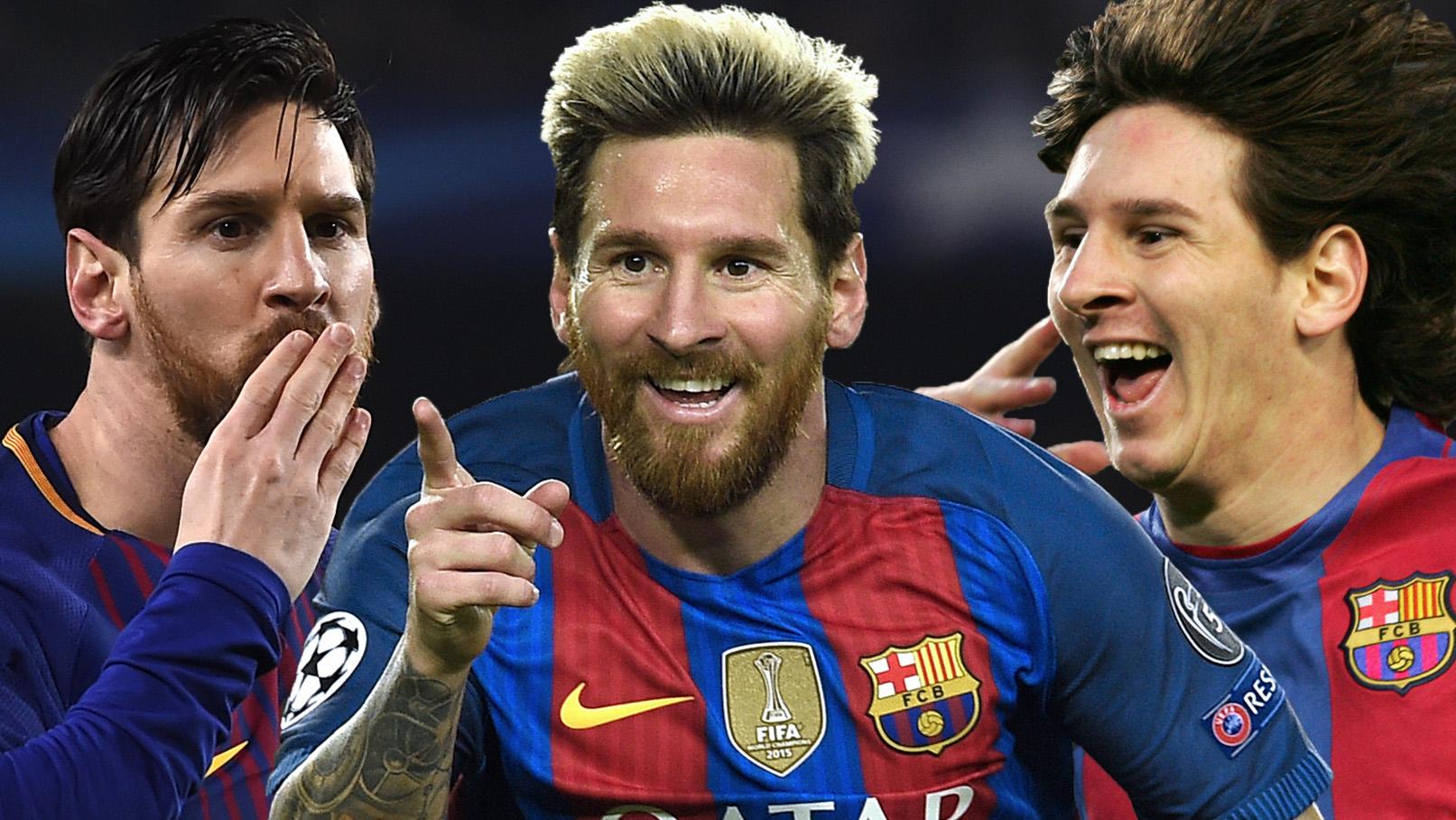 Qanday qilib Messi eng yaxshi to'purarga aylanib oldi ?