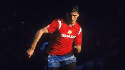 Frank Stapleton Manchester United