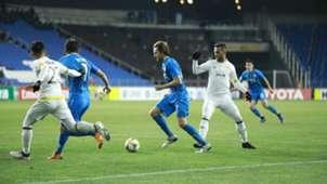 Leandro dos Santos, Ulsan v Perak, AFC Champions League, 19 Feb 2019