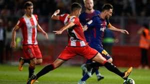 Lionel Messi Barcelona Girona 2017