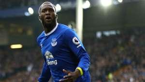 Romelu Lukaku Everton Premier League