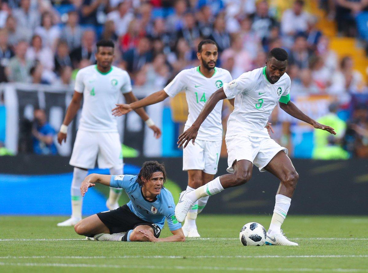 Arabia Saudita Uruguai Copa do Mundo 20 06 18