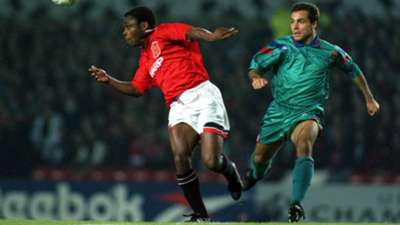 Paul Parker Manchester United 1994