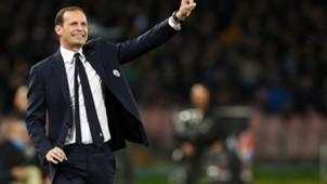 Allegri Napoli Juventus Serie A