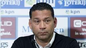Henk Fraser, PEC Zwolle - Vitesse, Eredivisie 01272018