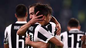Gonzalo Higuain Paulo Dybala Juventus