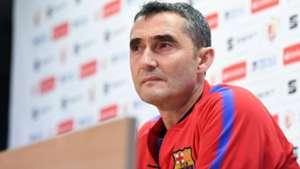 Ernesto Valverde FC Barcelona 20042018