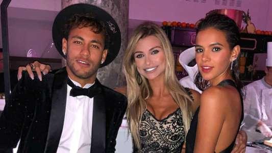 Neymar e Bruna Marquezine - Aniversário 26 anos - 4/02/2018