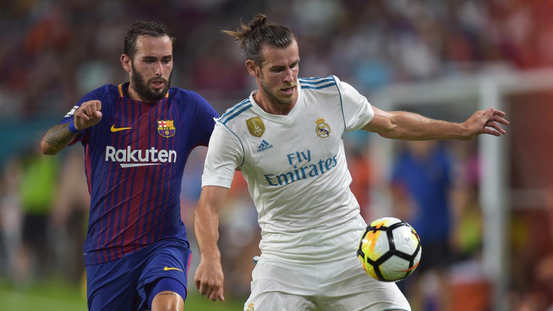 Gareth Bale Real Madrid 29072017
