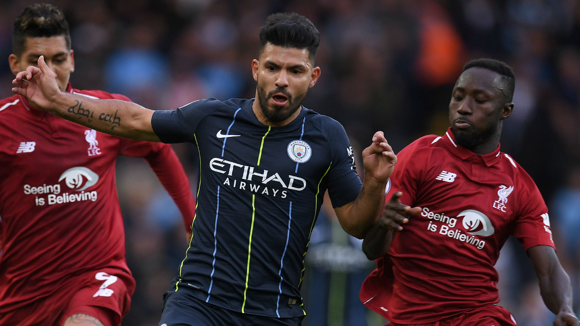 Liverpool vs. Manchester City - Football Match Report
