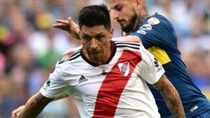 Enzo Perez River Plate 2018