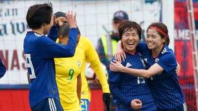 Japan women 2019