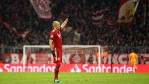 Arjen Robben Bayern Benfica