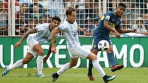 Wilmar Barrios Atletico Tucuman Boca Fecha 20 Superliga 18032018