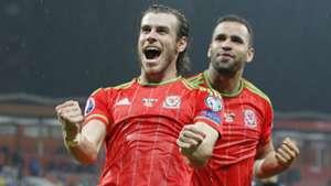 Gareth Bale Wales 10102015