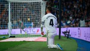 Sergio Ramos Real Madrid Real Sociedad LaLiga 06012019