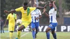 Kakamega Homeboyz v AFC Leopards Noah Wafula.