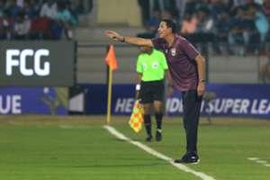 Mumbai City FC Head Coach Alexandre Guimaraes