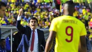 240616 Ecuador Paraguay Gustavo Quinteros Fidel Martínez