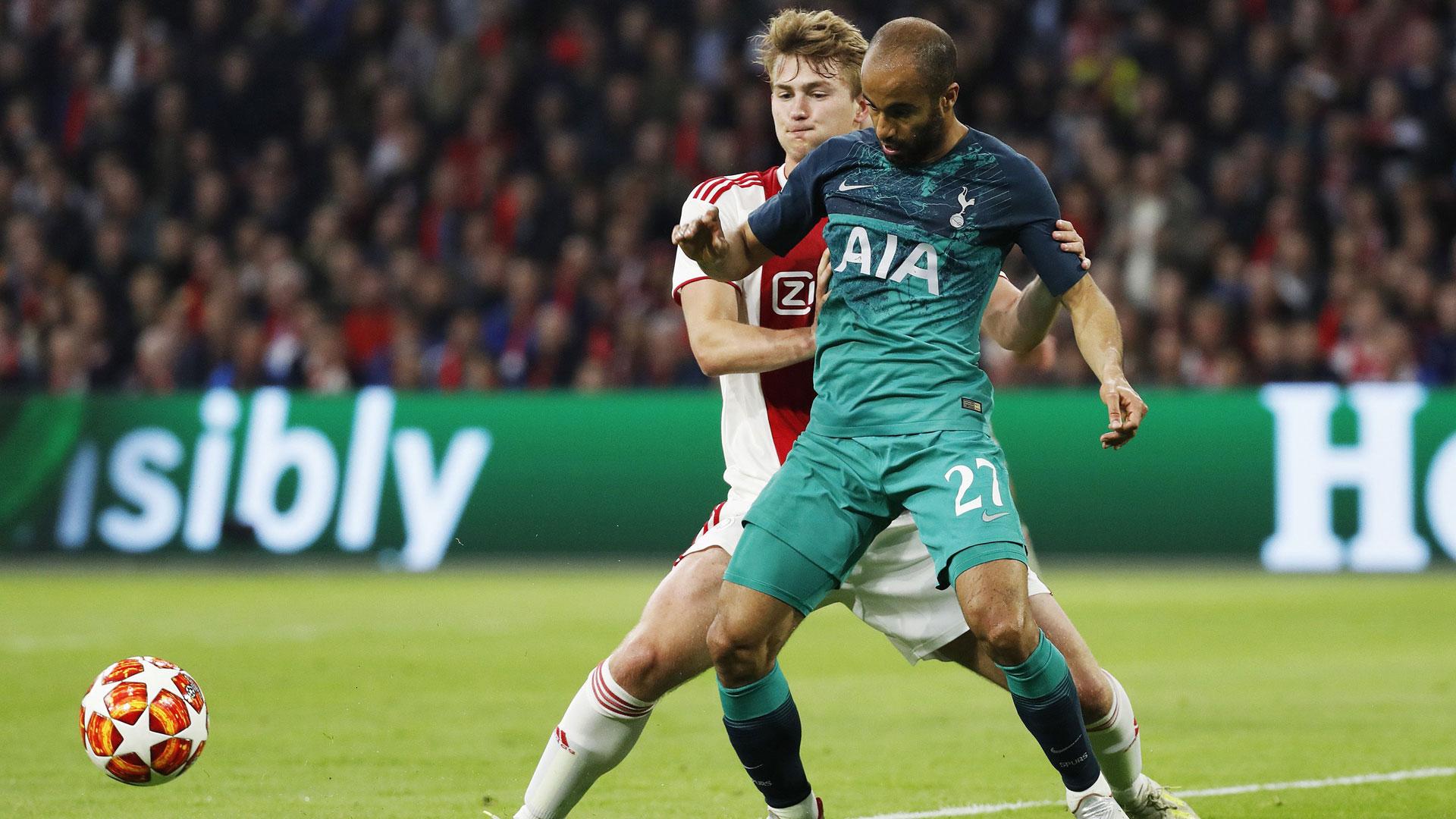 Ajax 2 X 3 Tottenham: Lucas Moura Brilha, Faz Três E Leva
