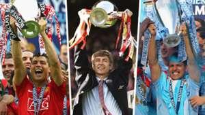 Cristiano Ronaldo Arsene Wenger Sergio Aguero Premier League title races