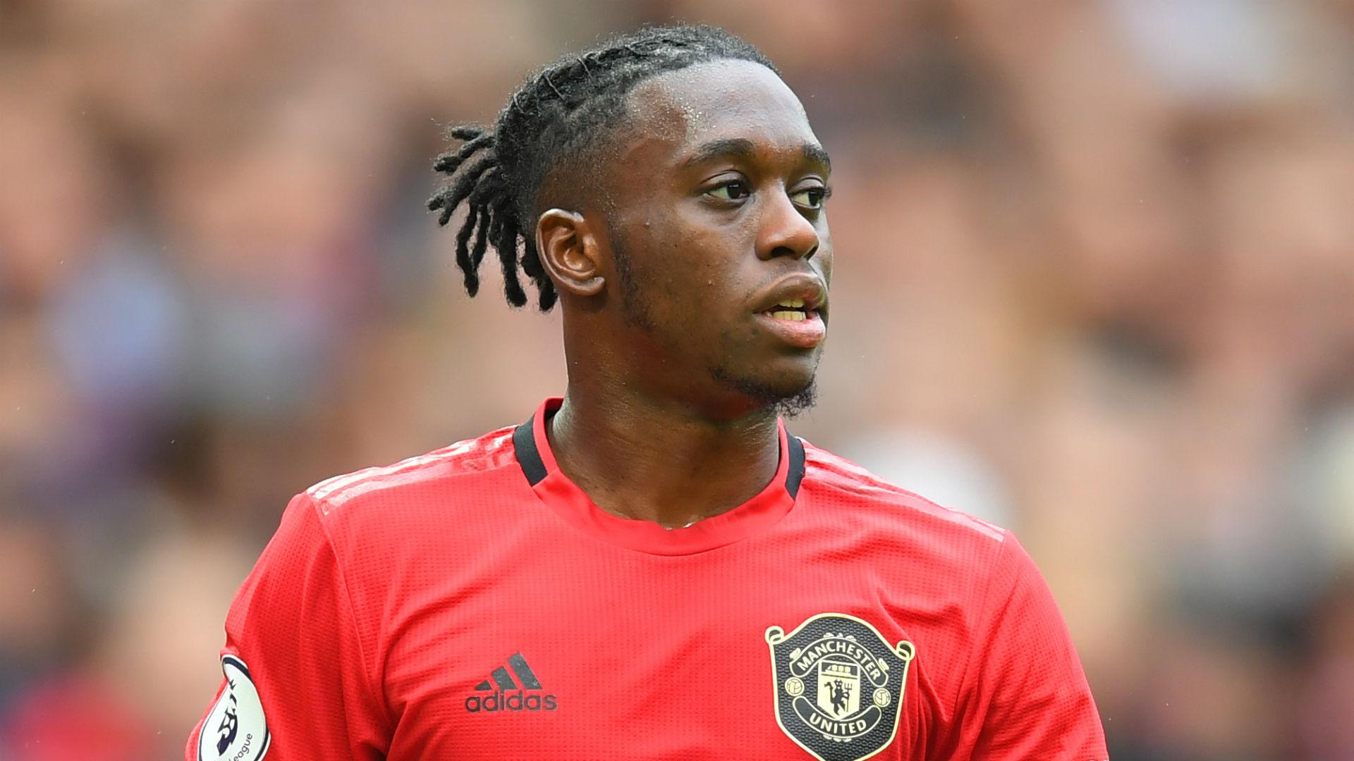 Aaron Wan-Bissaka Manchester United 2019-20