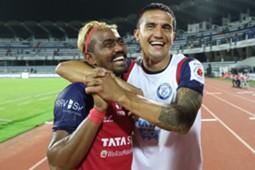 Bengaluru Jamshedpur FC ISL
