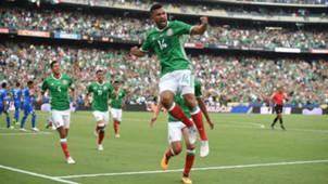 México vs El Salvador Copa Oro 09072017