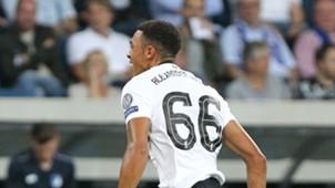 Trent Alexander-Arnold Liverpool Hoffenheim
