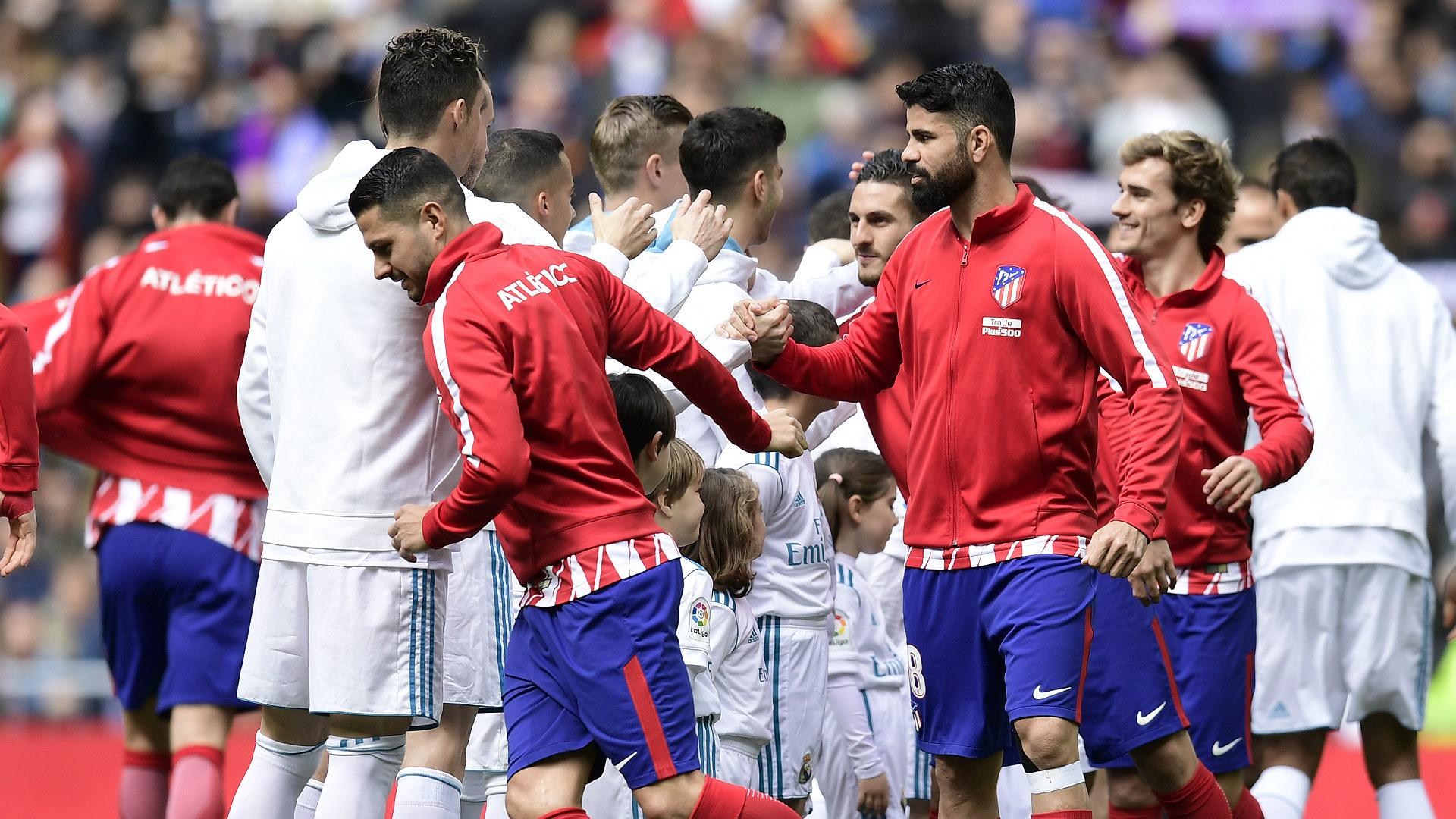 Real Madrid Atletico LaLiga