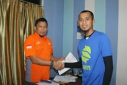 Sekjen Persis Solo Dedy M Lawe dan Sunarto