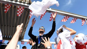 marcelo brozovic croatian players celebration parade 16072018