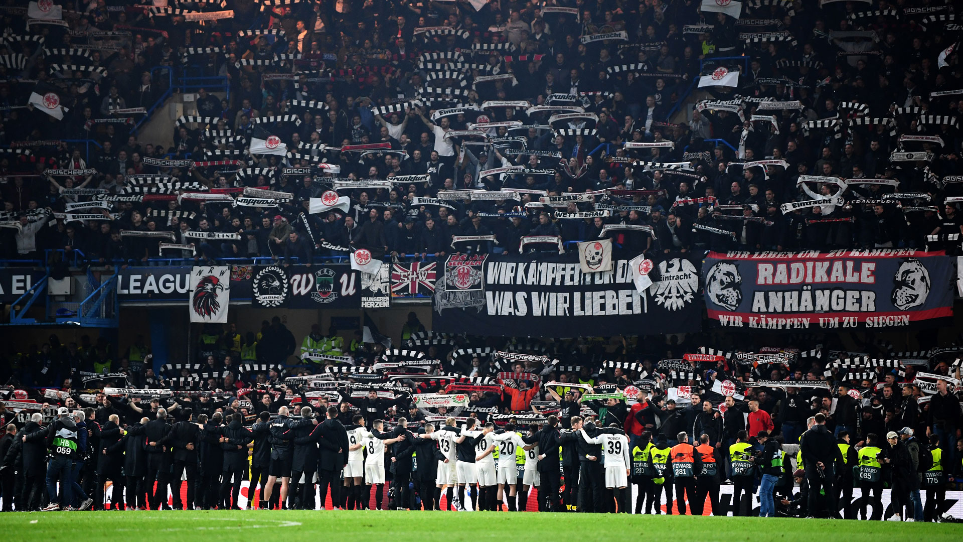 Eintracht Frankfurt Tallinn
