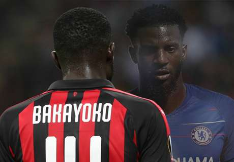 Chelsea flop Bakayoko now a disaster at AC Milan