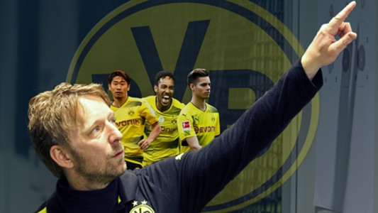 GFX Sven Mislintat Borussia Dortmund