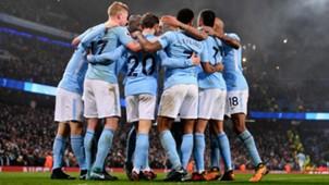 Manchester City Spurs